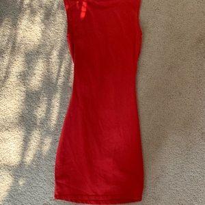 RACHEL Rachel Roy Dresses - Rachel Roy fitted sleeveless dress size S